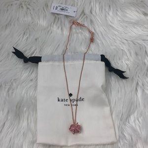 Kate Spade Pig Pendant